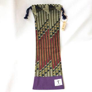傘袋 白杖ケース アフリカ布 バオバブ神戸 1個当たりのお値段(傘)