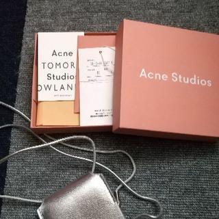 アクネ(ACNE)のAcnestudiosコインケース(コインケース)