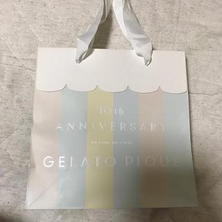 ジェラートピケ(gelato pique)のジェラピケ ラッピング袋(ショップ袋)