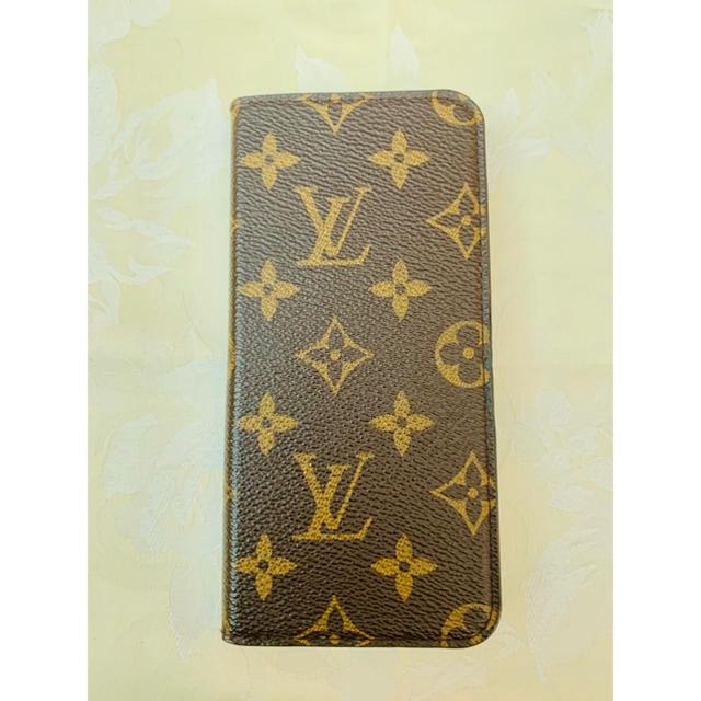 LOUIS VUITTON - 【美品】ルイヴィトン☆iPhone6+/6s+☆スマホケース の通販
