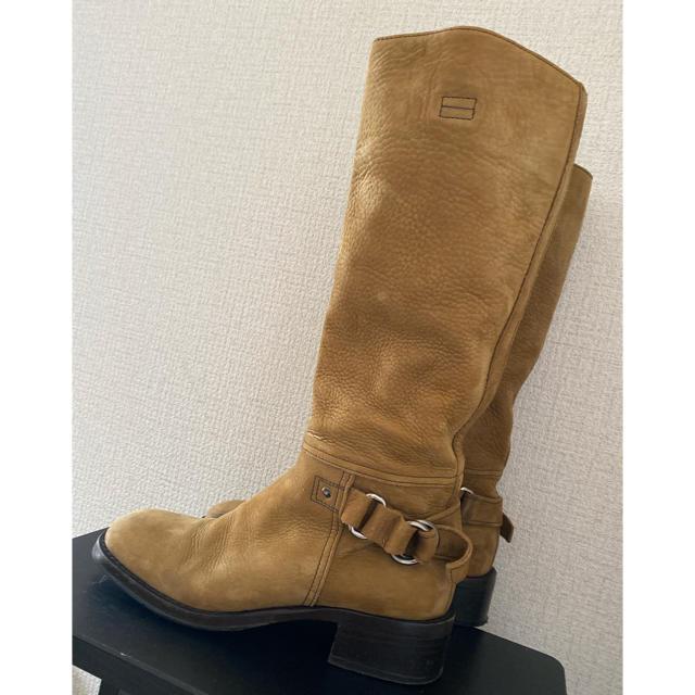miumiu(ミュウミュウ)のMIUMIUブーツ♡ レディースの靴/シューズ(ブーツ)の商品写真