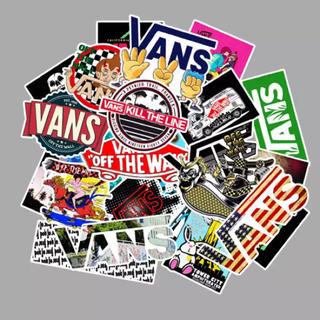 ヴァンズ(VANS)のVANS 防水ステッカー シール バンズ(スケートボード)