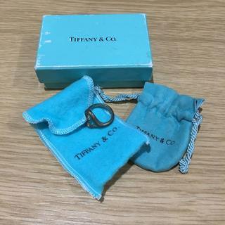 ティファニー(Tiffany & Co.)のティファニー オープン ハート リング(93016701)(リング(指輪))