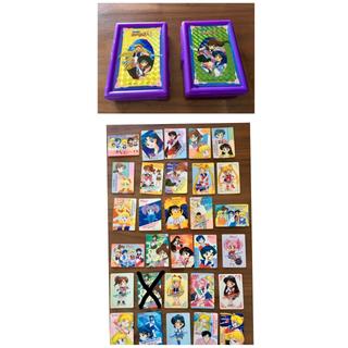 セーラームーン(セーラームーン)の美少女戦士セーラームーン R アマダPPカード 114枚セット ケース付(カード)