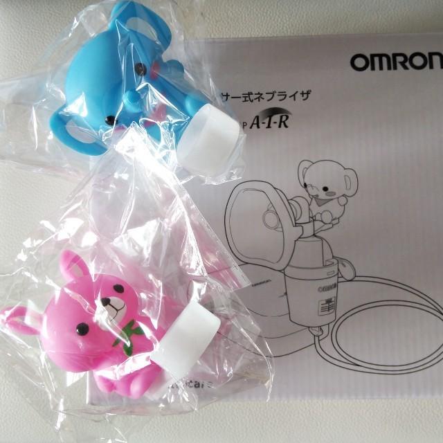 不織布マスク 濡れマスク - OMRON - オムロン OMRONネブライザーアクセサリーの通販 by *あんち*'s shop