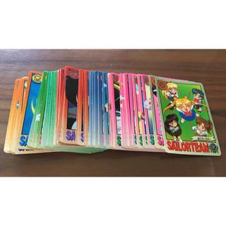 セーラームーン(セーラームーン)の美少女戦士セーラームーン R カードダス  セーラームーングラフィティ 81枚(カード)