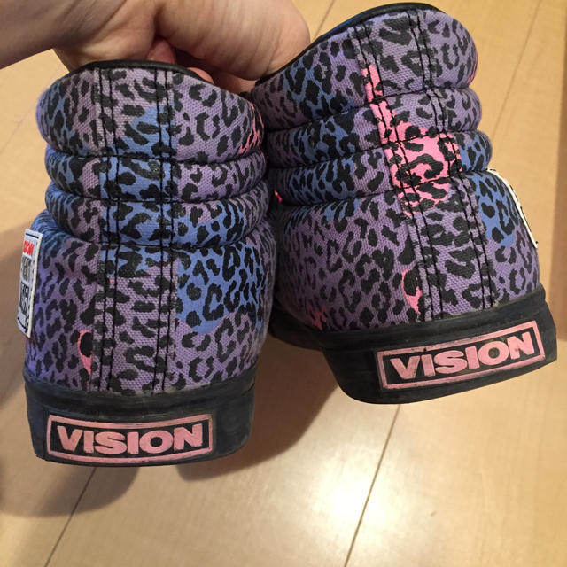 HALFMAN(ハーフマン)のフリル限定値下げ!VISION×HALFMAN♡コラボ レディースの靴/シューズ(スニーカー)の商品写真