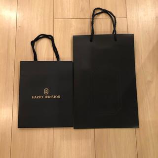 ハリーウィンストン(HARRY WINSTON)のハリーウィンストン 紙袋 ショップ袋(ショップ袋)