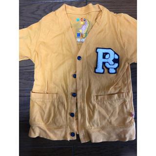 ロデオクラウンズ(RODEO CROWNS)のRodeo Crowns kidsキッズ カーディガン 95〜105(カーディガン)