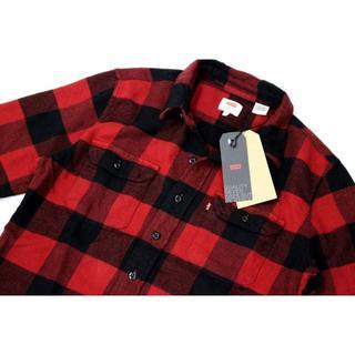 Levi's - (新品) LEVI'S  バッファローチェックシャツ