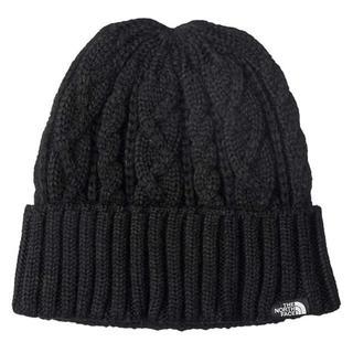 THE NORTH FACE - ノースフェイス ケーブルビーニー ブラック ニット帽 新品未使用