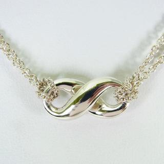 ティファニー(Tiffany & Co.)のティファニー 925 インフィニティ ペンダント[g148-8](ネックレス)