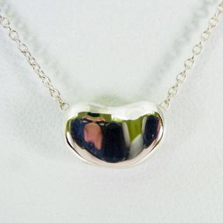 ティファニー(Tiffany & Co.)のTIFFANY 925 ビーンズ ネックレス [g148-2](ネックレス)