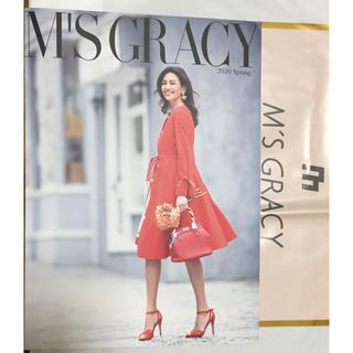 エムズグレイシー(M'S GRACY)のエムズグレイシー カタログ 最新☆2020 コート ワンピース スカート ニット(その他)