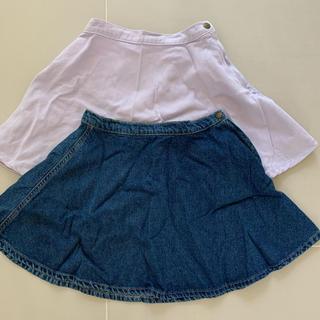 アメリカンアパレル(American Apparel)のアメアパ American Apparel サークルスカート xs(ミニスカート)