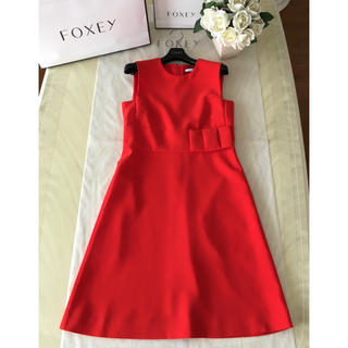 フォクシー(FOXEY)のフォクシー ワンピース ドレス Palette♡(ひざ丈ワンピース)