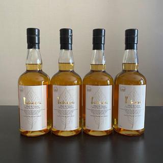 サントリー(サントリー)のイチローズ モルト ホワイトラベル 700ml 4本 ichiros (ウイスキー)