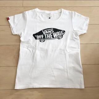 ヴァンズ(VANS)のバンズ VANS OFF THE WALL ロゴTシャツ(Tシャツ(半袖/袖なし))