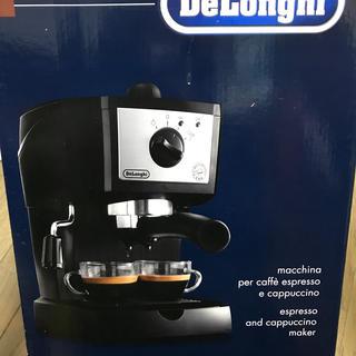 デロンギ(DeLonghi)のデロンギ エスプレッソカプチーノメーカー コーヒーメーカー(エスプレッソマシン)