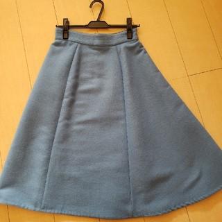 トゥモローランド(TOMORROWLAND)のTOMORROWLAND 膝丈 スカート(ひざ丈スカート)
