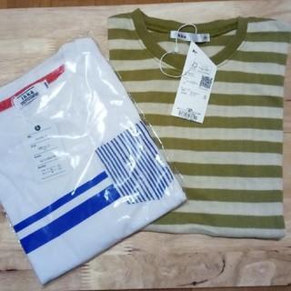 イッカ(ikka)の新品♡Tシャツセット♡140サイズ(Tシャツ/カットソー)