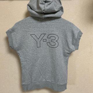 ワイスリー(Y-3)のY-3 ジップアップ パーカー ジャケット ブルゾン ヨージヤマモト アディダス(パーカー)