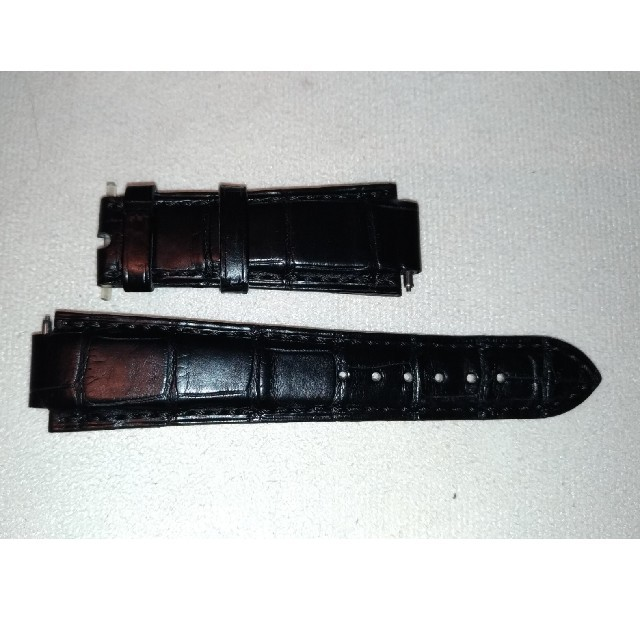 HARRY WINSTON(ハリーウィンストン)のHARRY WINSTONハリーウィンストン時計プルミュエールクロコベルトバンド メンズの時計(腕時計(アナログ))の商品写真