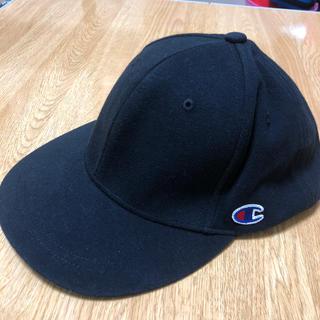 チャンピオン(Champion)のチャンピオン キャップ 帽子 未使用 レディース メンズ ブラック (キャップ)