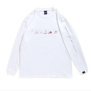 """アップルバム(APPLEBUM)の【APPLE BUM】ワルモノ見参"""" L/S T-shirt 新品未使用(Tシャツ/カットソー(七分/長袖))"""