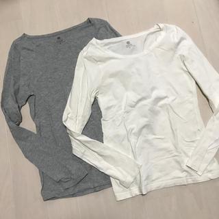アースミュージックアンドエコロジー(earth music & ecology)のインナーTシャツ 2枚(アンダーシャツ/防寒インナー)