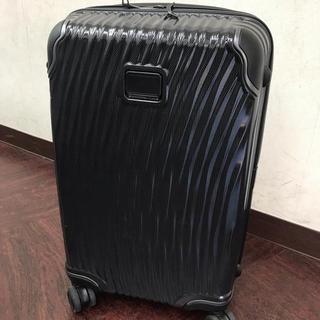 トゥミ(TUMI)のTUMI latitude 機内持込サイズ 美品 2019.12購入(トラベルバッグ/スーツケース)