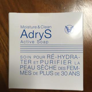 大正製薬 - アドライズ(AdryS) アクティブソープ(80g)