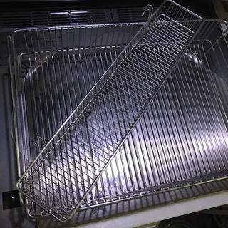 水切りかご ラバーゼ la base 3点セット  有元葉子(収納/キッチン雑貨)