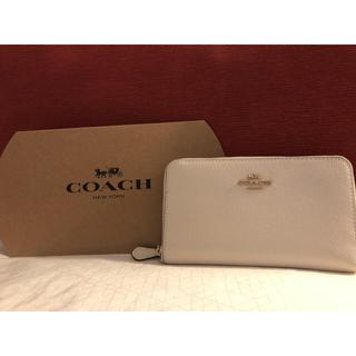 コーチ(COACH)のコーチ 財布 ホワイト(財布)