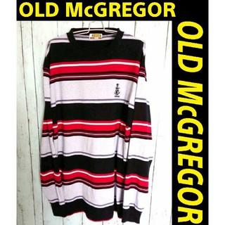 McGREGOR - OLD McGREGOR オールド マックレガー  ラガーシャツ ロンT