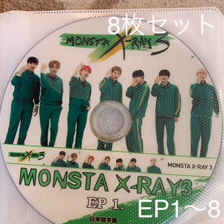 MONSTA X -RAY3(アイドル)