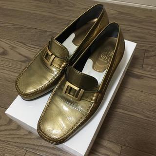 バークレー(BARCLAY)のBARCLAY ローファー 24cm 3E(ローファー/革靴)