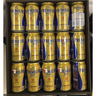 サントリー(サントリー)のプレミアムモルツ ビール 350ml×15本 (その他)