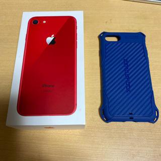 アップル(Apple)の[値下げ!+ 送料無料!] アップル アイフォーン 8 シムフリー(スマートフォン本体)