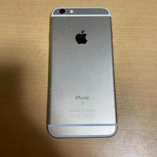 アップル(Apple)の[アオバ商店様専用] アップル アイフォーン 6s ゴールド 128ギガバイト(スマートフォン本体)