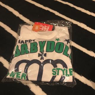 ベビードール(BABYDOLL)の新品タグ付 ベビードール長袖シャツ 100(Tシャツ/カットソー)