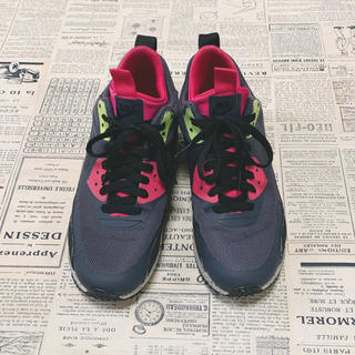 ナイキ(NIKE)のNIKE airmax 90 sneakerboots(スニーカー)