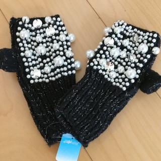 ZARA - 人気完売 未使用 ビジュー 手袋
