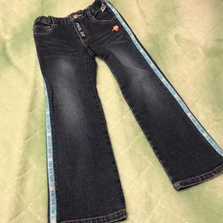 エンジェルブルー(angelblue)のエンジェルブルー 110  デニム パンツ ジーンズ ズボン(パンツ/スパッツ)