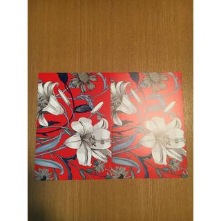 Gucci - GUCCIノベルティ ポストカード2枚