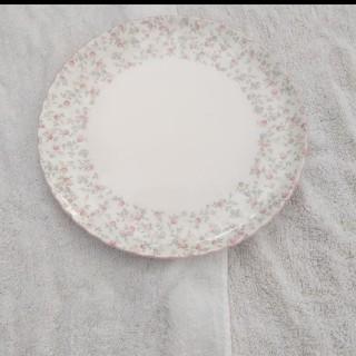 ノリタケ(Noritake)のノリタケ 皿 プレート 花柄 食器 ホワイト パントリー(食器)