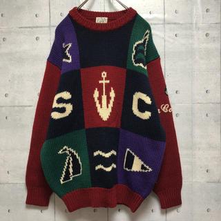 シナコバ(SINACOVA)のLUPO DI MARE SINA COVA セーター ニット シナコバ(ニット/セーター)