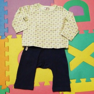 キムラタン(キムラタン)のトップス、パンツ パジャマ 80(シャツ/カットソー)