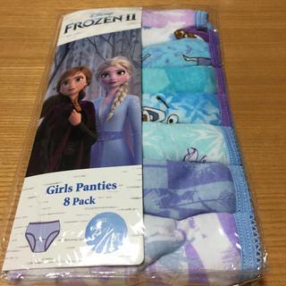 アナトユキノジョオウ(アナと雪の女王)の新品未開封♡女の子パンツ♡アナ雪♡8枚セット(下着)