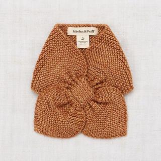 Caramel baby&child  - misha&puff  19aw スカーフ マフラー RoseGold